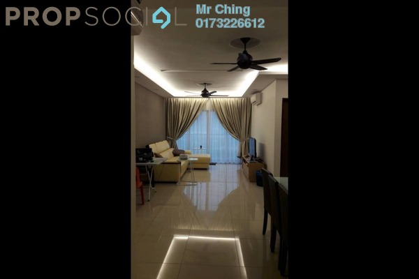 For Sale Condominium at Koi Prima, Puchong Freehold Semi Furnished 3R/2B 500k