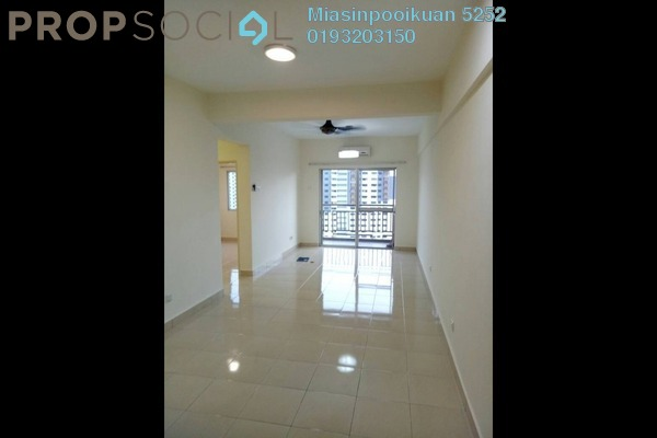For Rent Condominium at Sri Putramas I, Dutamas Freehold Semi Furnished 3R/2B 1.8k
