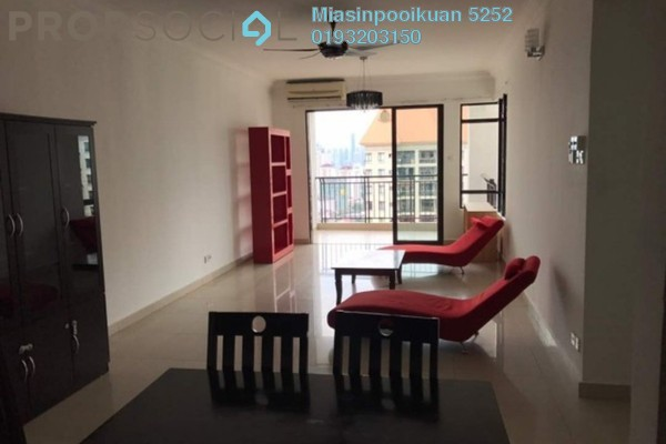For Rent Condominium at Sri Putramas I, Dutamas Freehold Fully Furnished 3R/2B 2.1k