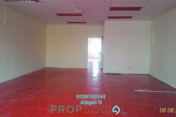 For Rent Office at Section 7, Shah Alam Freehold Semi Furnished 0R/0B 2.3k