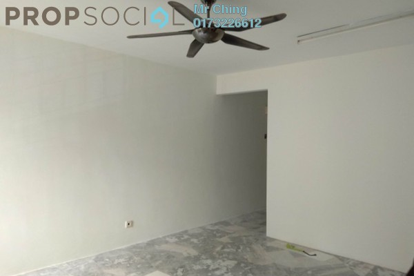 For Rent Apartment at Semarak Apartment, Puchong Freehold Unfurnished 3R/2B 800translationmissing:en.pricing.unit
