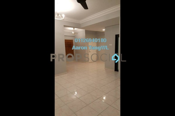For Sale Condominium at Midah Ria, Cheras Freehold Semi Furnished 3R/2B 530k