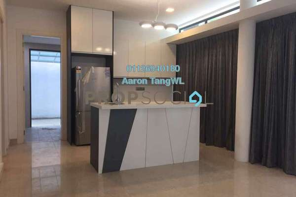 For Rent Semi-Detached at The Airie, Bandar Sri Damansara Freehold Fully Furnished 5R/6B 7.5k