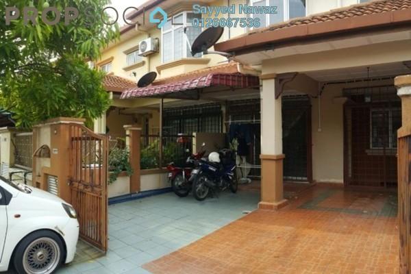 For Sale Terrace at EVO Soho Suites, Bandar Baru Bangi Freehold Semi Furnished 4R/3B 438k