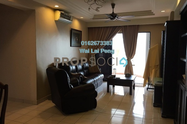 For Sale Condominium at Angkasa Impian 2, Bukit Ceylon Freehold Fully Furnished 3R/2B 780k