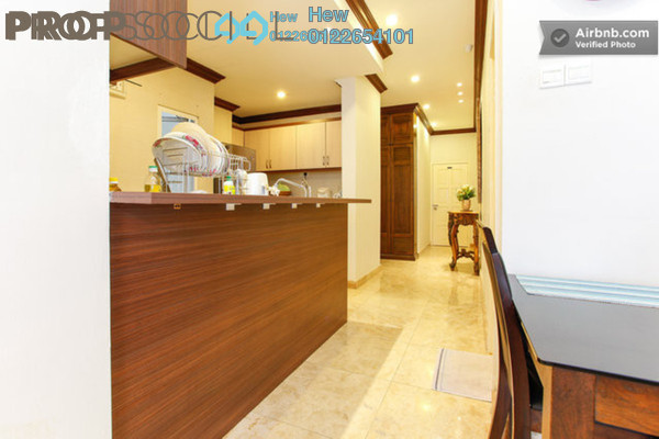For Sale Condominium at Mei On The Madge, Ampang Hilir Freehold Fully Furnished 6R/3B 1.36m