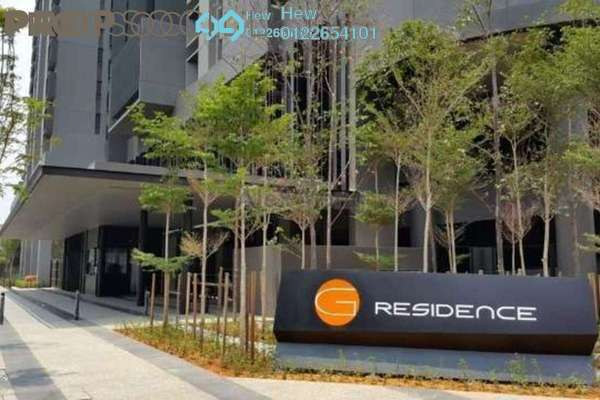 For Sale Serviced Residence at G Residence, Desa Pandan Leasehold Fully Furnished 2R/2B 1.2m