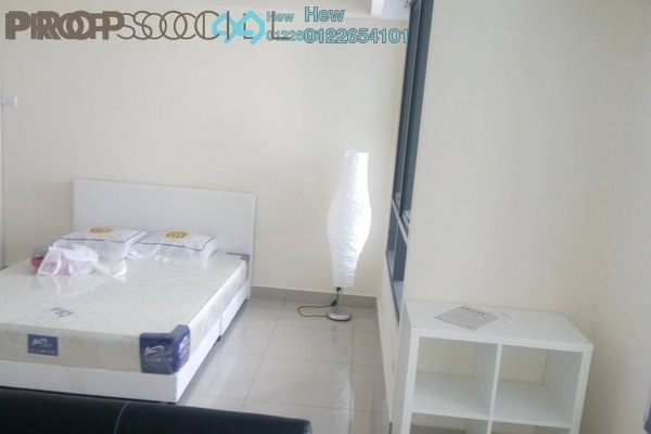 For Rent SoHo/Studio at Flexis @ One South, Seri Kembangan Leasehold Fully Furnished 0R/1B 1.6k