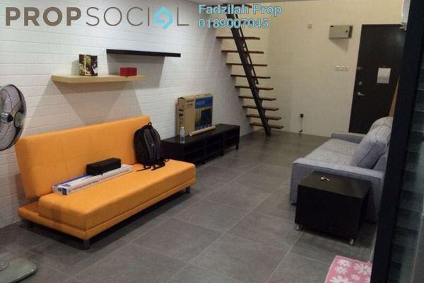 For Rent SoHo/Studio at Empire Damansara, Damansara Perdana Freehold Fully Furnished 1R/2B 1.8k
