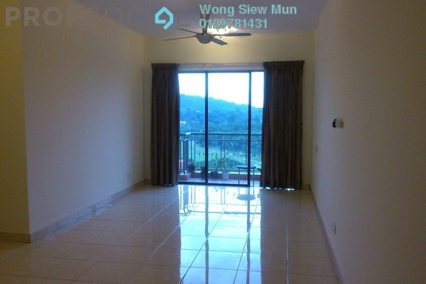 For Rent Condominium at Casa Indah 1, Tropicana Leasehold Semi Furnished 2R/2B 2.1k