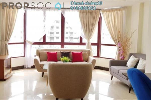 For Rent Condominium at Sri Penaga, Bangsar Freehold Fully Furnished 2R/2B 3.7k