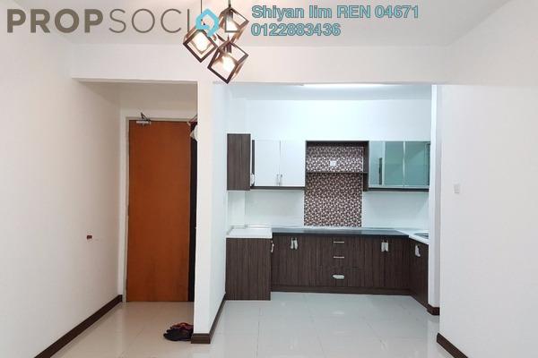 For Rent Condominium at Panorama Residences, Sentul Freehold Semi Furnished 3R/2B 1.5k