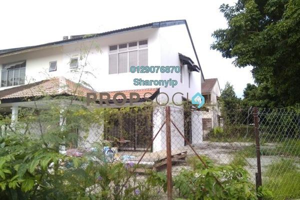 For Sale Terrace at Section 5, Bandar Mahkota Cheras Freehold Unfurnished 4R/3B 838k