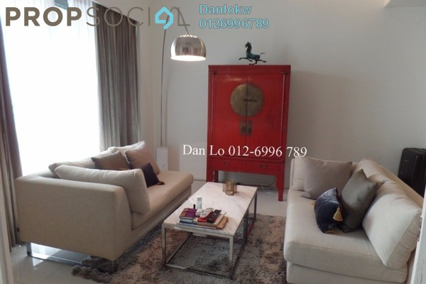 For Sale Condominium at Hampshire Place, KLCC Freehold Fully Furnished 1R/1B 980k