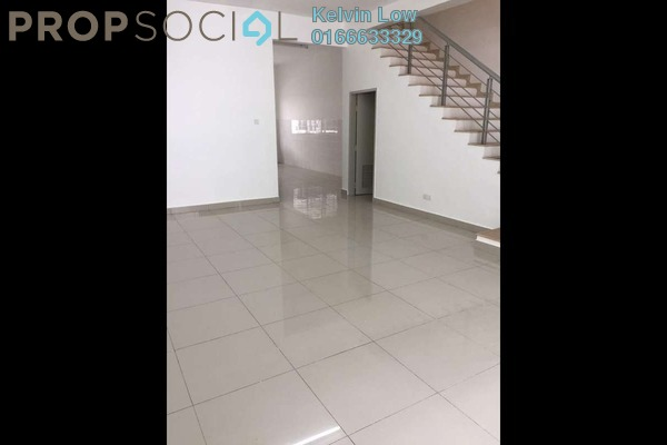 For Rent Terrace at Taman Putra Impiana, Puchong Freehold Unfurnished 4R/3B 1.25k