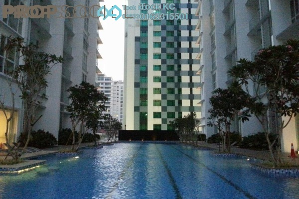 For Rent SoHo/Studio at M Suites, Ampang Hilir Freehold Fully Furnished 0R/1B 2k