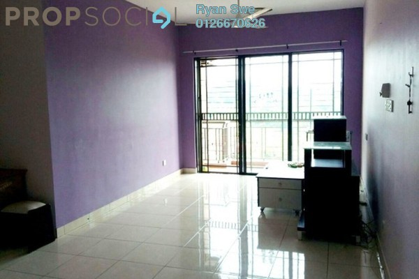 For Sale Condominium at Casa Prima, Kepong Freehold Semi Furnished 3R/2B 420k