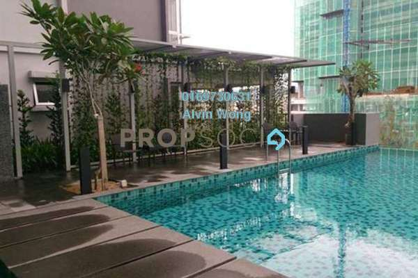 For Rent Condominium at Green Terrain, Cheras South Freehold Fully Furnished 4R/3B 2.5k
