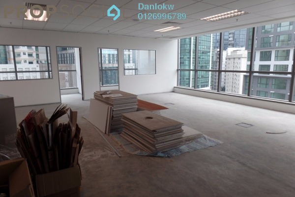 For Sale Office at KL Trillion, KLCC Freehold Unfurnished 2R/2B 7.81m