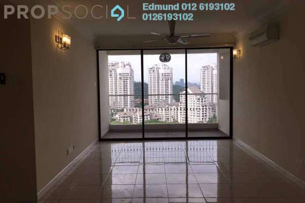 For Rent Condominium at Casa Tropicana, Tropicana Freehold Semi Furnished 2R/2B 1.8k