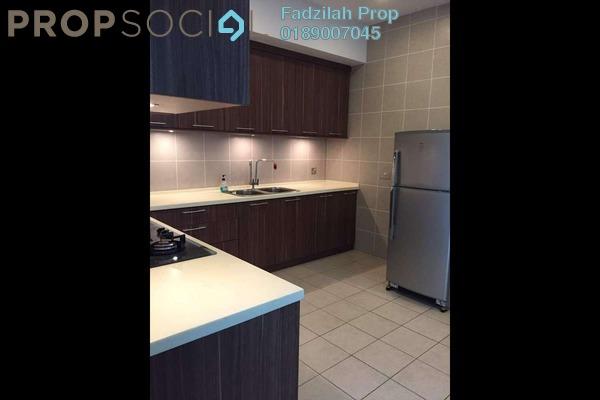For Rent Condominium at Tiffani Kiara, Mont Kiara Freehold Fully Furnished 4R/5B 10k