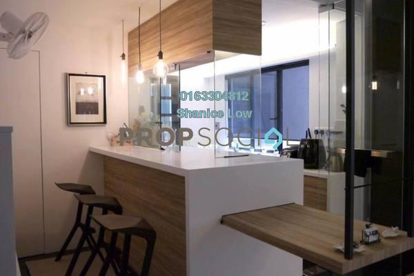 For Rent Condominium at Li Villas, Petaling Jaya Freehold Fully Furnished 1R/2B 2.8k