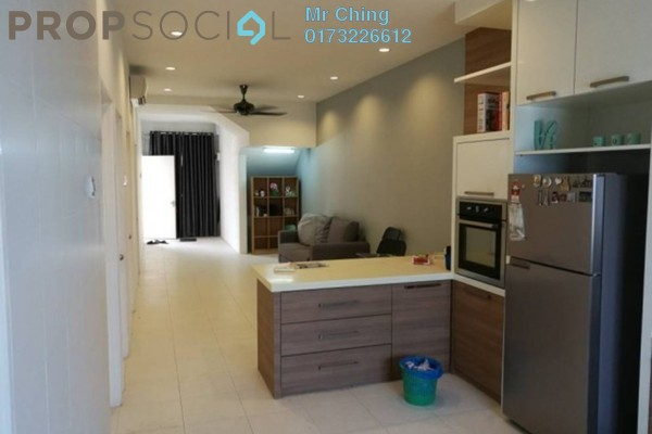 For Sale Terrace at Taman Putra Perdana, Puchong Freehold Semi Furnished 3R/2B 399k