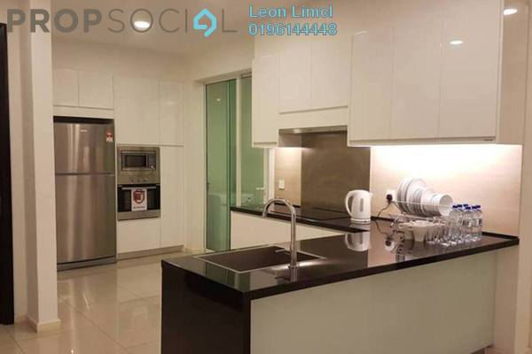 For Sale Condominium at The Shore, Bandar Melaka Freehold Fully Furnished 3R/2B 874k