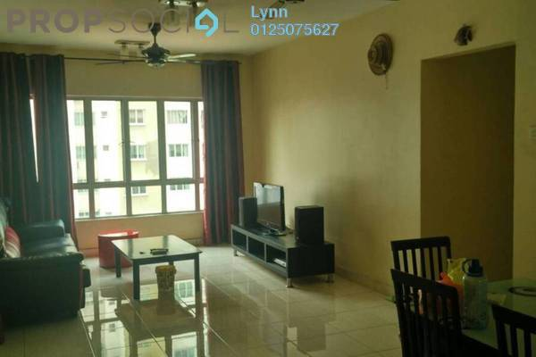 For Rent Condominium at Green Avenue, Bukit Jalil Freehold Fully Furnished 4R/2B 1.7k