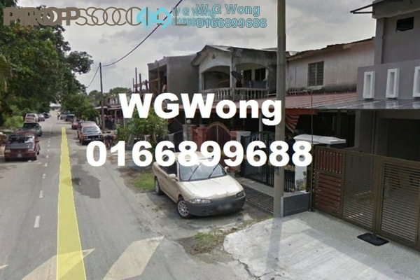 For Sale Terrace at Pusat Bandar Puchong Industrial Park, Pusat Bandar Puchong Freehold Semi Furnished 3R/2B 388k