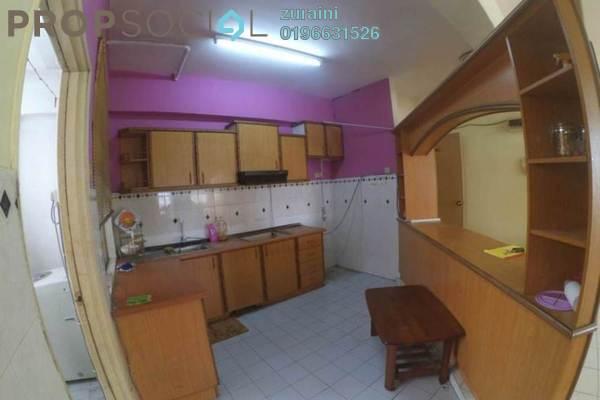 For Sale Condominium at Aman Apartment, Bandar Sunway Freehold Semi Furnished 3R/2B 360k