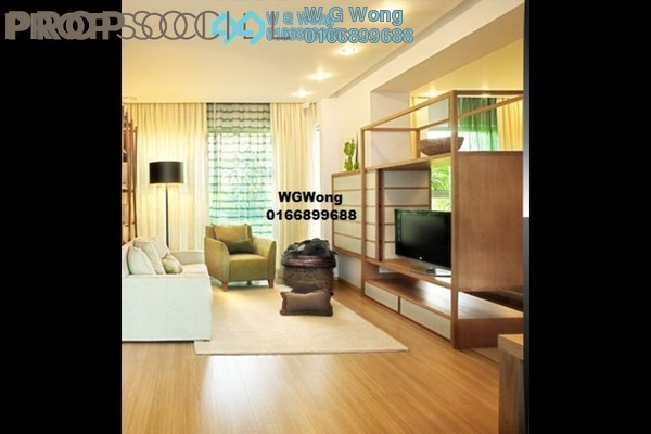 For Rent Serviced Residence at VERVE Suites, Mont Kiara Freehold Fully Furnished 2R/2B 3.3k