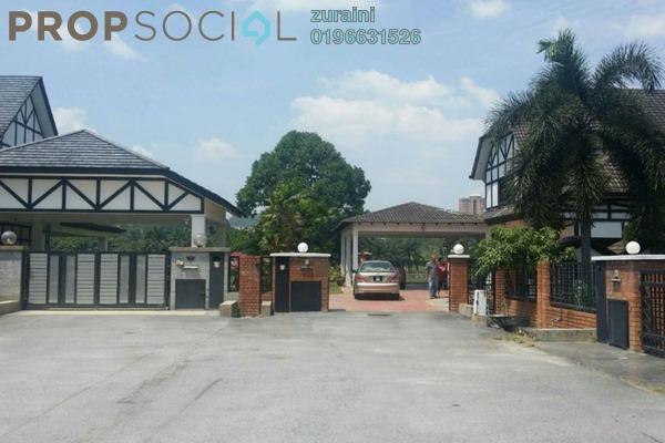 For Sale Bungalow at Bukit Sungai Long 1, Bandar Sungai Long Freehold Semi Furnished 7R/6B 3.55m