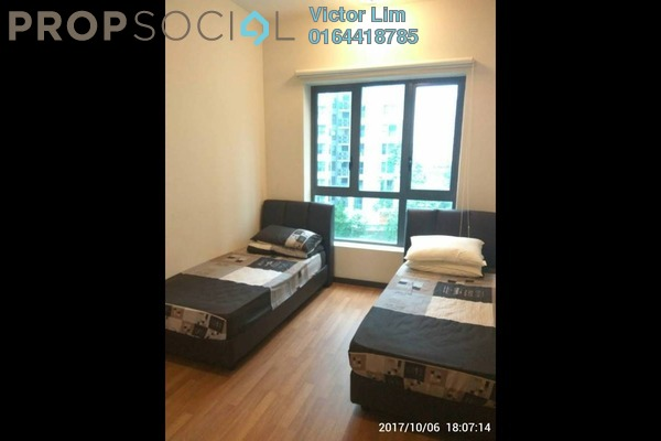 For Rent Condominium at Nautica Lake Suites @ Sunway South Quay, Bandar Sunway Freehold Fully Furnished 4R/3B 3.2k