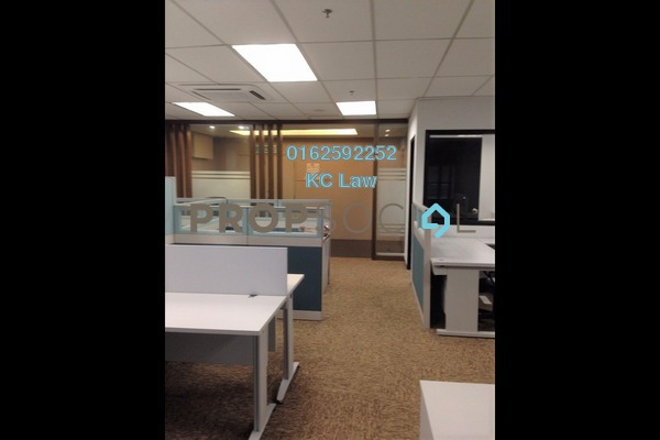 For Rent Office at Wisma BU8, Bandar Utama Freehold Fully Furnished 0R/0B 4k