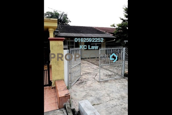 For Rent Terrace at Section 14, Petaling Jaya Freehold Unfurnished 3R/1B 1.4k