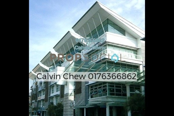 For Sale Office at Laman Seri, Shah Alam Freehold Unfurnished 0R/0B 646k