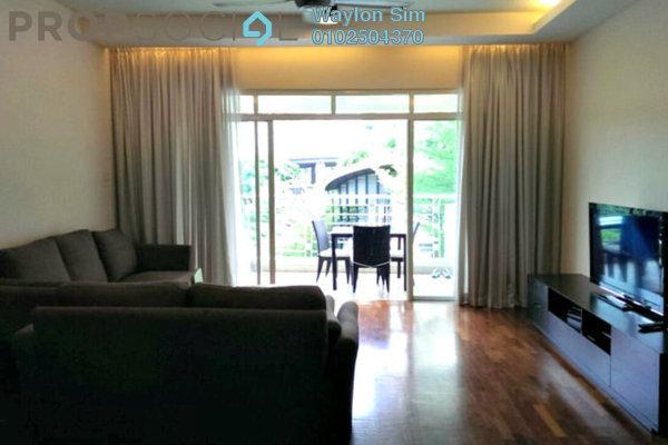 For Sale Condominium at Hijauan Kiara, Mont Kiara Freehold Semi Furnished 5R/5B 2.58m