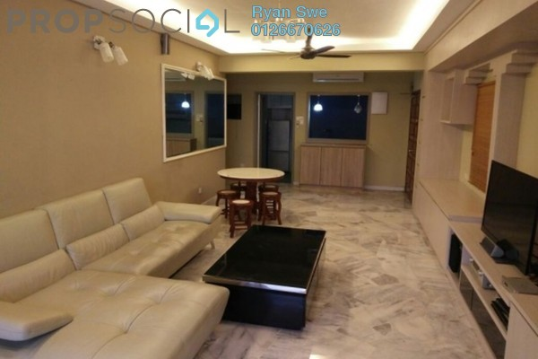 For Sale Condominium at Sri Putramas II, Dutamas Freehold Semi Furnished 3R/2B 620k