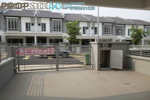 For Sale Terrace at Fairfield Residences @ Tropicana Heights, Kajang Freehold Unfurnished 4R/3B 860k