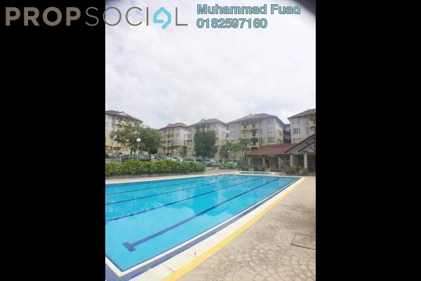For Sale Apartment at Cemara Apartment, Kajang Freehold Unfurnished 3R/2B 300k