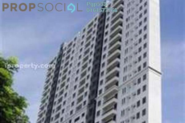 For Sale Condominium at Palm Palladium, Gelugor Freehold Fully Furnished 4R/2B 695k