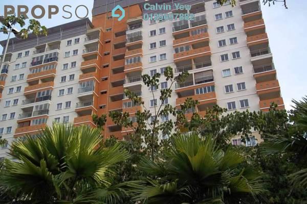 For Rent Condominium at Residensi Bistaria, Ukay Freehold Unfurnished 3R/2B 1k