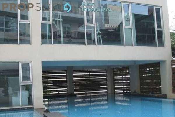 For Sale Condominium at 38 Bidara, Bukit Ceylon Freehold Semi Furnished 2R/2B 580k