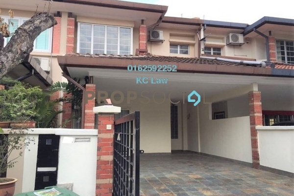 For Rent Terrace at Desa Sri Hartamas, Sri Hartamas Freehold Semi Furnished 4R/3B 3k