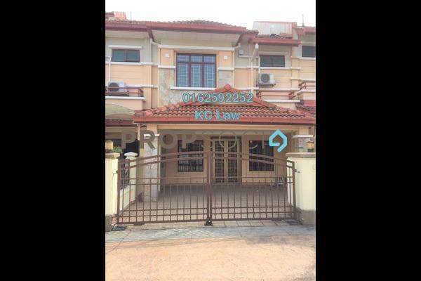 For Sale Terrace at Aman Suria Damansara, Petaling Jaya Freehold Semi Furnished 5R/3B 1.69m