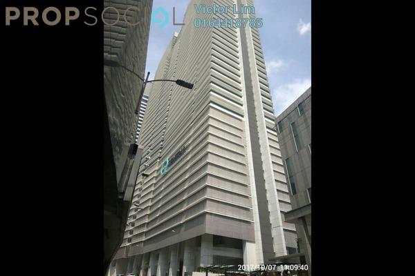 For Rent Office at Q Sentral, KL Sentral Freehold Unfurnished 0R/0B 11.5k