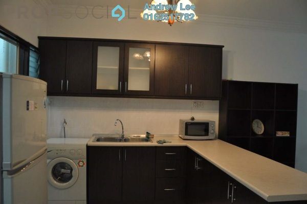 For Rent Condominium at Cemara Apartment, Bandar Sri Permaisuri Freehold Semi Furnished 3R/2B 1.3k