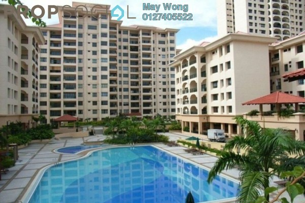 For Rent Condominium at 1 Bukit Utama, Bandar Utama Freehold Semi Furnished 4R/3B 3.2k