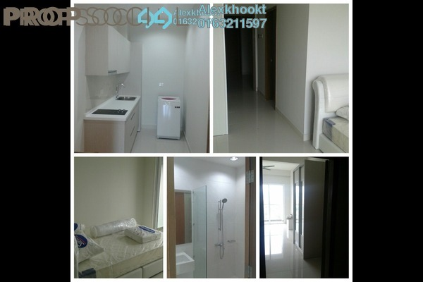 For Rent Condominium at Royal Regent, Dutamas Freehold Fully Furnished 1R/1B 1.6k